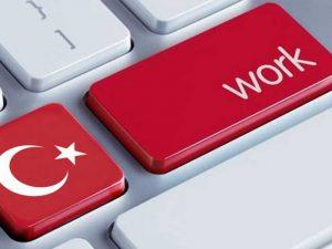 دریافت اچازه کار در ترکیه