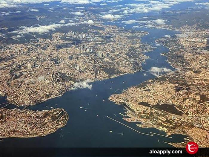 ابرشهر ۱۵ میلیون نفری استانبول