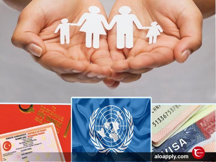 جازه اقامت بشر دوستانه ترکیه