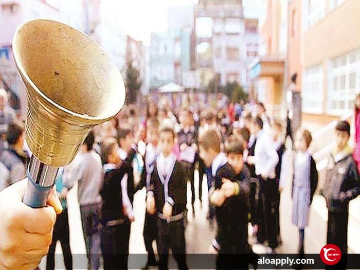 تعطیلات رسمی در سیستم آموزش و پرورش ترکیه