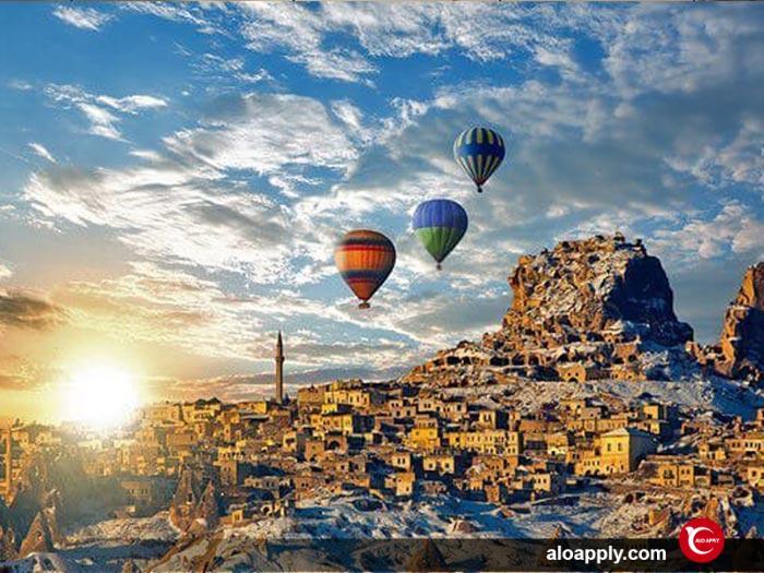 سرمایه گذاری در بخش گردشگری در ترکیه