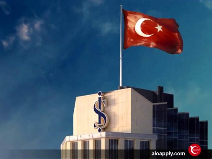 ایش بانک کشور ترکیه