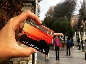 استانبول کارت در ترکیه