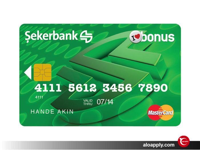 افتتاح حساب بانکی در شکر بانک ترکیه