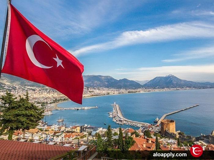 تعیین وقت ملاقات(راندوو) برای اقامت توریستی ترکیه