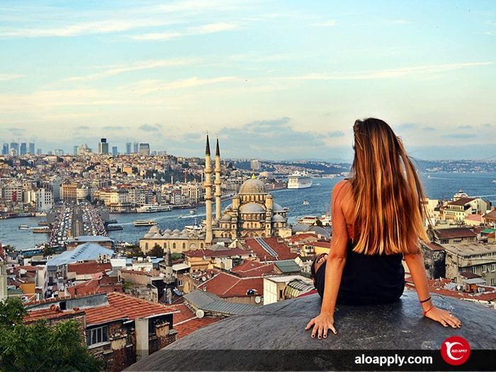 اقامت توریستی ترکیه و نکات مهمی که باید بدانید