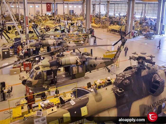 صنایع دفاعی ترکیه