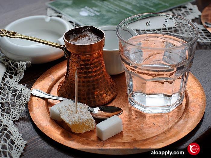 نوشیدنی های سنتی در ترکیه