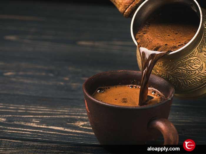 قدیمی ترین نوشیدنی گرم ترک ها؛ قهوه ترک