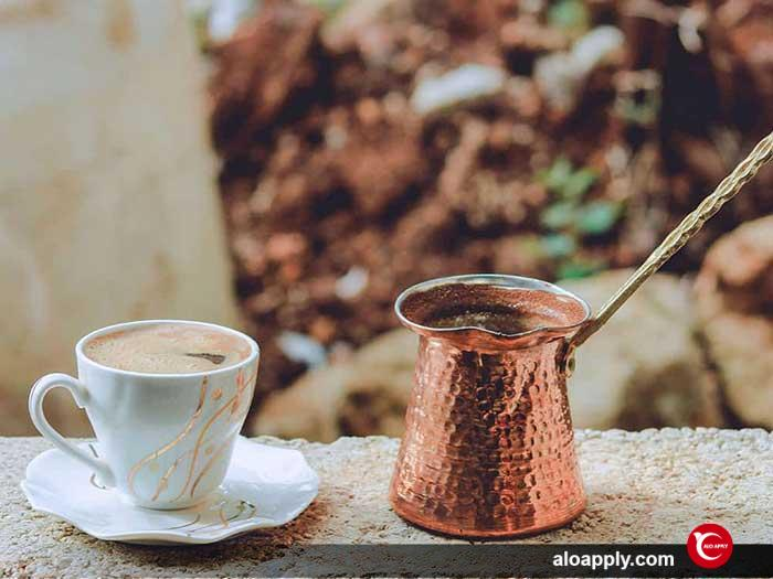 قهوه ترکیه ای