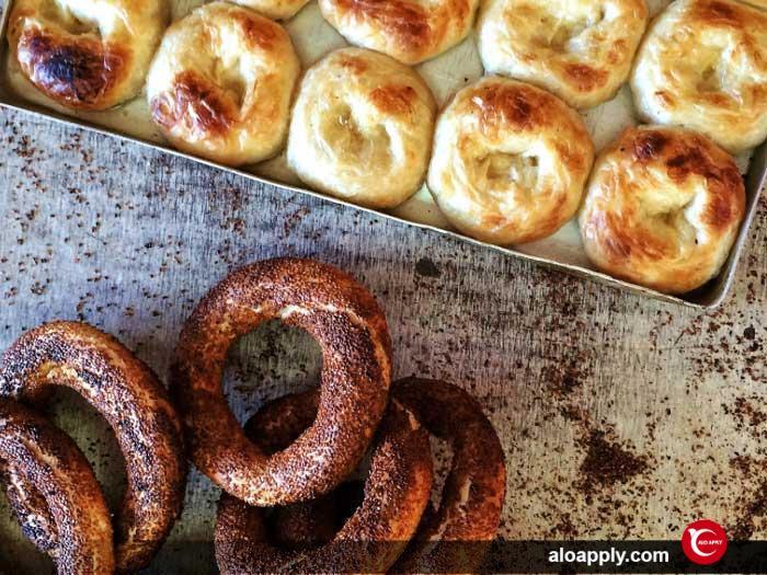 شیرینی های ترکیه ای