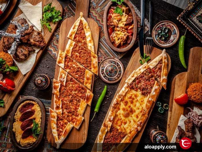 غذاهای محلی ترکیه را بشناسید