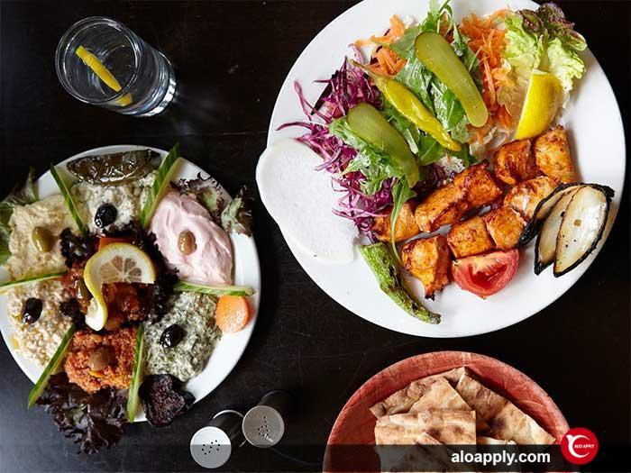 غذاهای سنتی کشور ترکیه