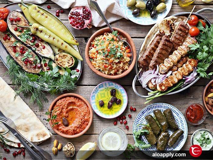 هر آنچه درباره غذاهای ترکیه باید بدانید