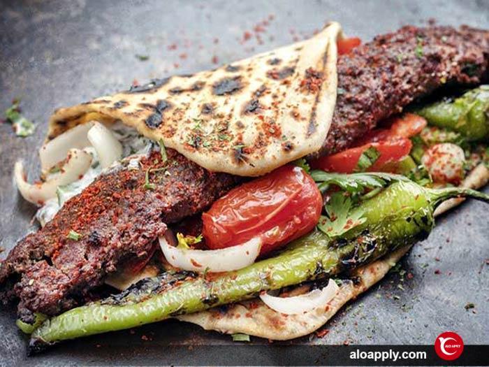 غذاهای گوشتی ترکیه ای