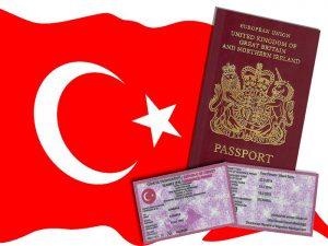 اجازه اقامت ترکیه برای فارغ التحصیلان