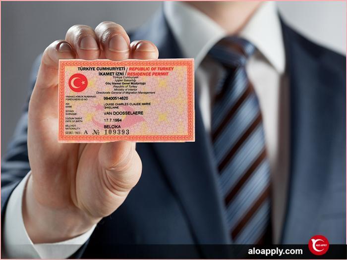 اجازه اقامت کوتاه مدت ترکیه