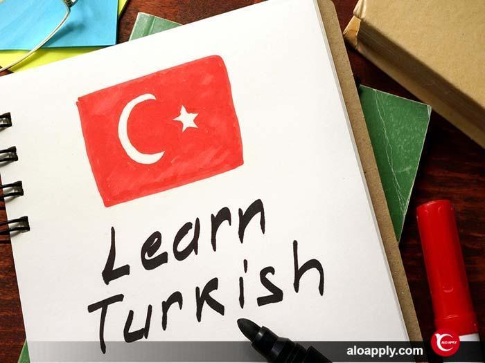 زبان ترکی را یاد بگیرید
