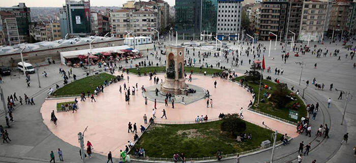 میدان تاکسیم