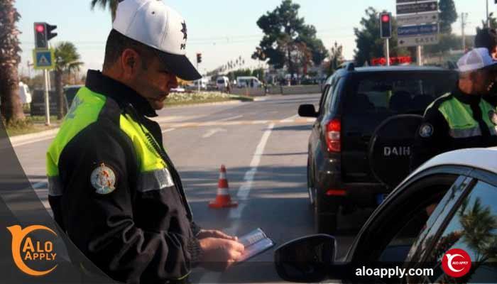 آیا برای جرایم رانندگی در ترکیه حق اعتراض وارد است؟