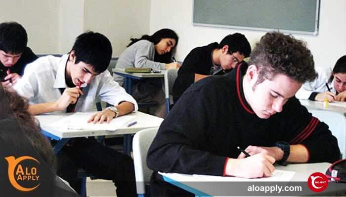 تحصیل در دبیرستان های ترکیه