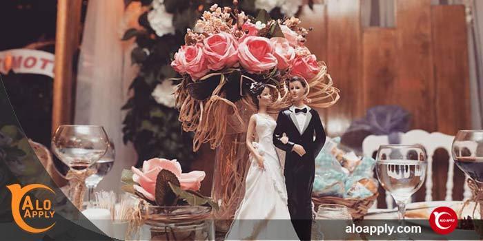 ثبت ازدواج و برگزاری مراسم عروسی در ترکیه