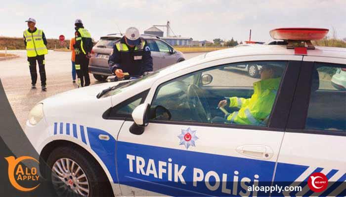 جرایم رانندگی در ترکیه به کجا پرداخت می شود؟