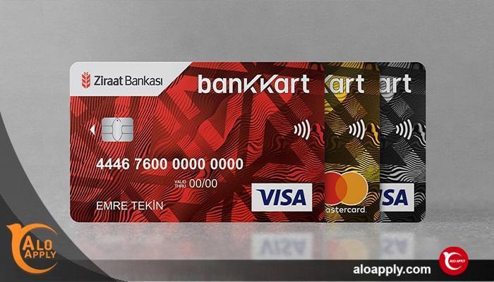 دریافت ویزا کارت با افتتاح حساب در ترکیه