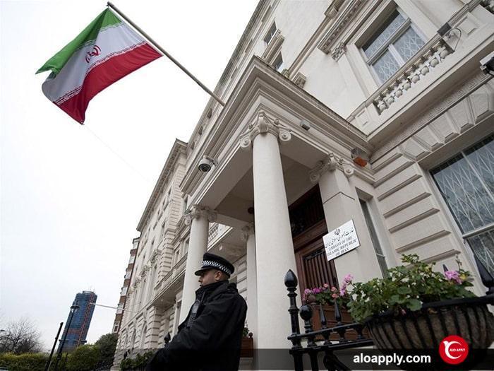 سفارت ایران در ترکیه استانبول