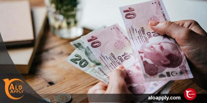 حداقل دستمزد کارگر ساده در ترکیه