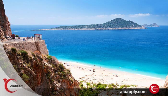 معروفترین سواحل ترکیه