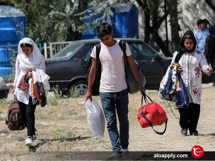 وضعیت پناهجویان ایرانی در ترکیه