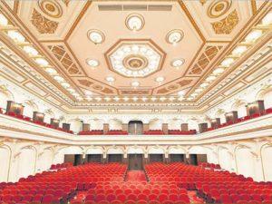 معروف ترین سینما ها و سالن های کنسرت ترکیه