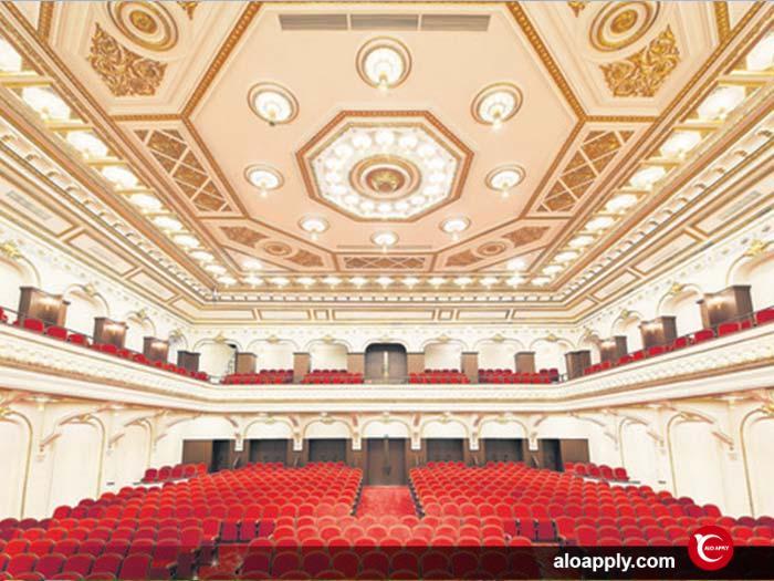 مشهورترین سالن های سینما و کنسرت در استانبول