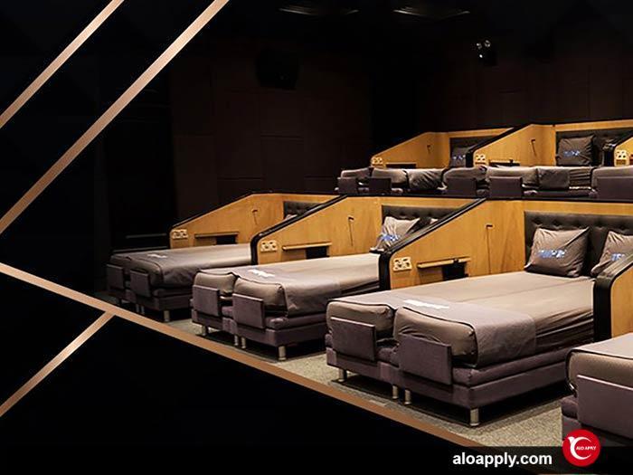 سینمای ایستینیه پارک در استانبول