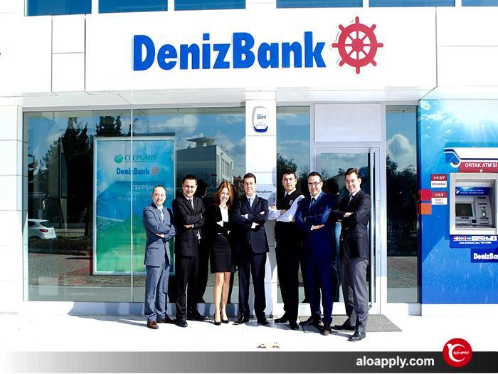 خدمات دنیز بانک ترکیه