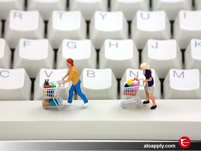 خرید از طریق اینترنت
