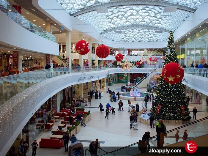 مرکز خرید الیویوم