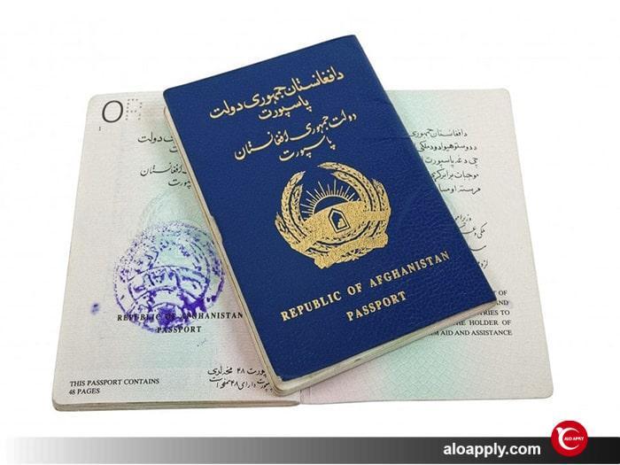 ویزای کار ترکیه برای شهروندان افغان مقیم ایران