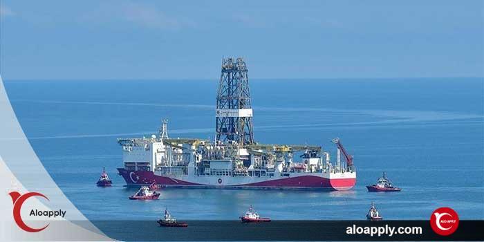 کشف بزرگترین میدان گازی در طول تاریخ ترکیه در دریای سیاه