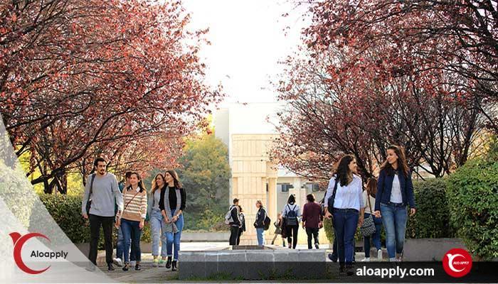 جایگاه دانشگاه بیلکنت آنکارا