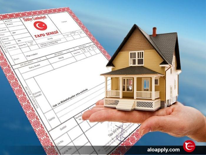 گرفتن اقامت ترکیه با خرید خانه