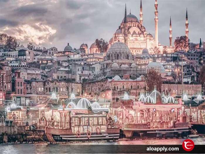 استانبول یکی از بهترین شهر در ترکیه برای تحصیل