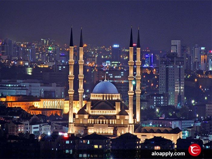 بهترین شهرهای صنعتی ترکیه