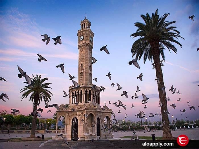 ازمیر یکی از بهترین شهر در ترکیه برای تحصیل