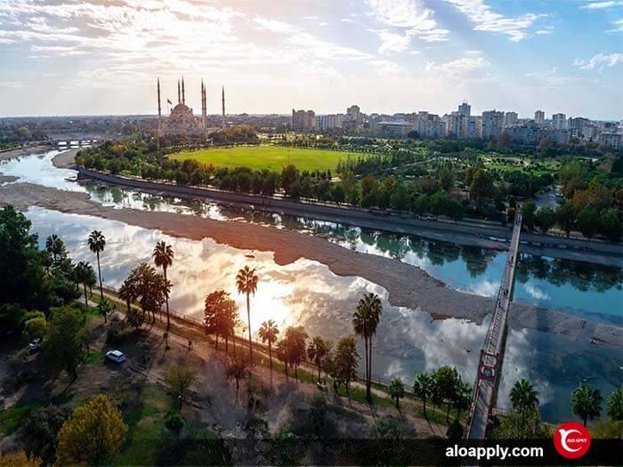 آدانا یکی از بهترین شهر در ترکیه برای تحصیل