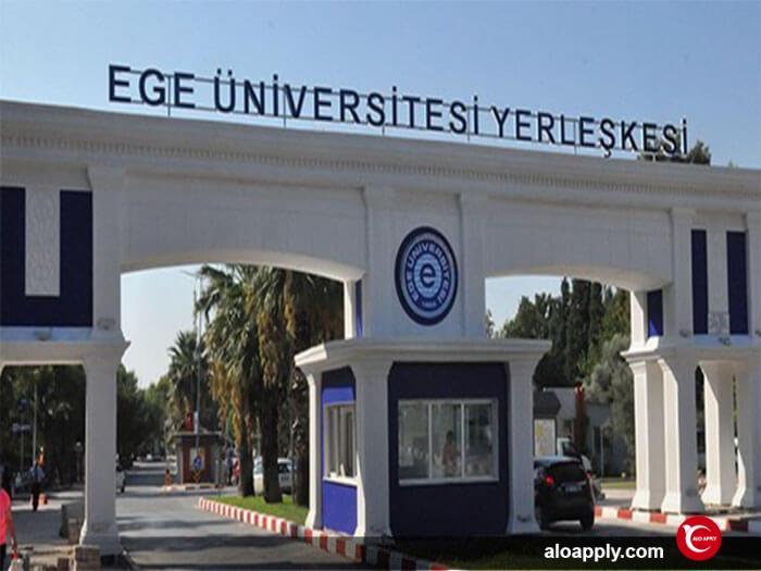 دانشگاه اژه (EGE ÜNİVERSİTESİ)