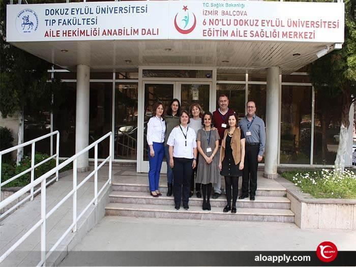 خوابگاه دانشگاه دوکوز ایلول