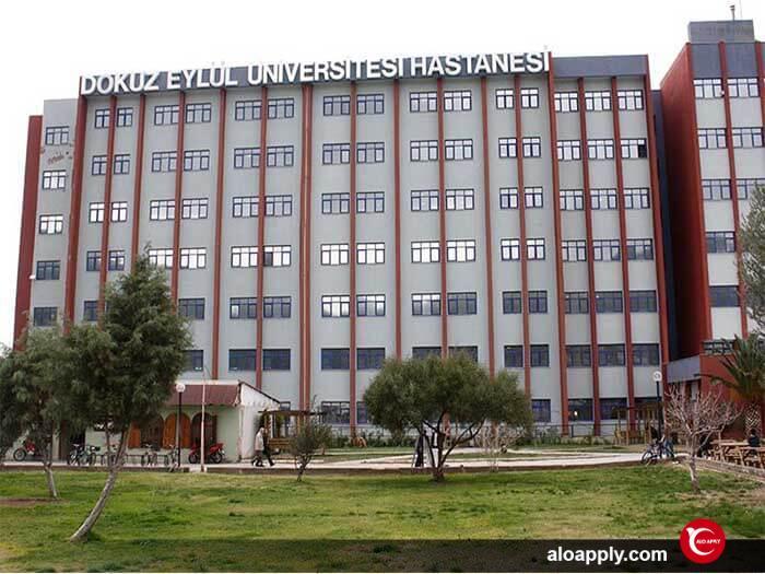 دانشگاه دوکوز ایلول Dokuz Eylül Üniversitesi