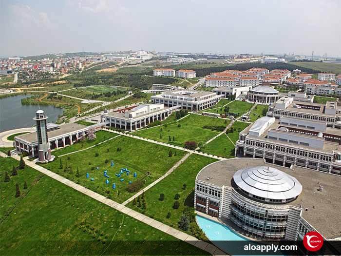 پردیس های دانشگاه سابانجی